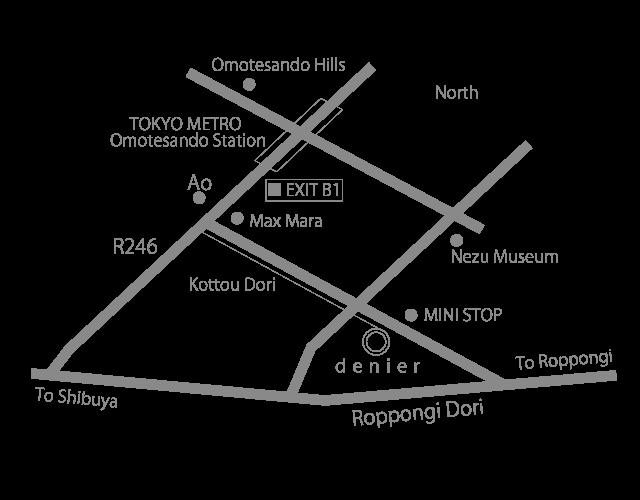 MAP denier tokyo